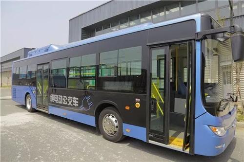 瓷都景德镇加快了纯电动公交车辆取代以传统燃油驱动的公交车速度