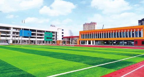 景德镇市新改扩建的一批学校已正式启用