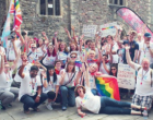 我们很荣幸能够支持BristolPride