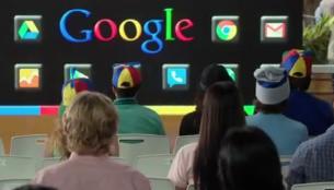 互联网资讯:在实习预告片中发现Android客串
