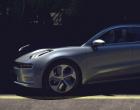 概念车Zero的模型即将在北京车展上首次亮相