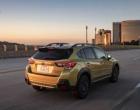 新斯巴鲁Crosstrek获得小型SUV最佳道路测试成绩的3个原因