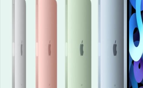 互联网资讯:苹果通过A14芯片USB-C助推iPadAir