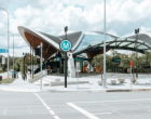 Norwest悉尼的新城区正在演变成不仅仅是一个商业园区