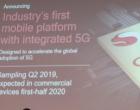 高通正在向芯片组和个人电脑构建5G