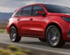 三款Acura和Honda跨界SUV和一辆小型货车将进行新的召回