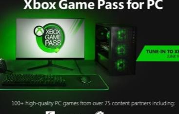 互联网动态:微软挑逗XboxGamePassforPC