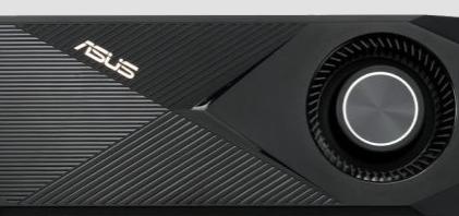 互联网动态:华硕发布超频的GeForceRTX3090Turbo图形卡