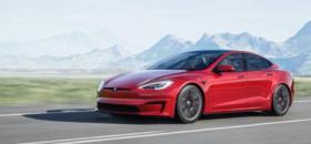 特斯拉重新设计了电动轿车Model S