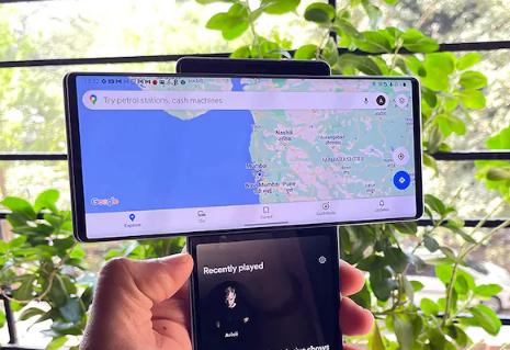 互联网动态:LG Wing将于2021年第四季度获得Android 11