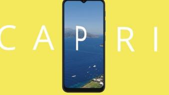 科技热点:摩托罗拉一款被称为Capri Plus的手机曝光