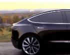 特斯拉逐步淘汰35000美元的Model 3标准范围