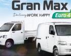 新大发GranMaxEuro4亮相配备了铝块1.5升2NR发动机