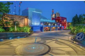 漫威复仇者校园将于6月4日在迪士尼加州冒险乐园开幕