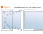 近日外媒曝光了小米的卷轴屏手机设计专利