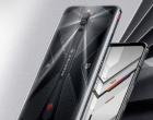红魔5S游戏手机搭载了一块144Hz刷新率的屏幕