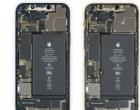 iPhone 12 Pro都采用相同的2815mAh电池