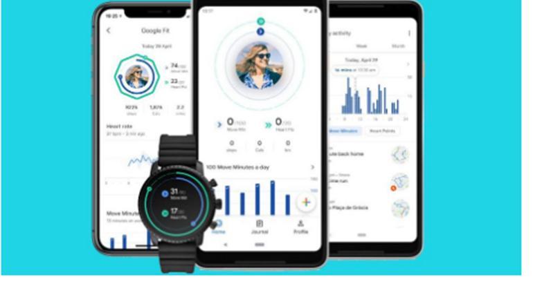 Google Fit更新着重于通过手机或Wear OS手表提高心率