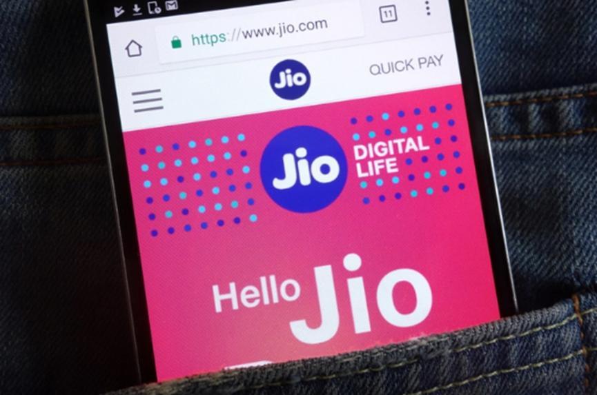 Reliance Jio希望将数据价格提高到每GB 20卢比