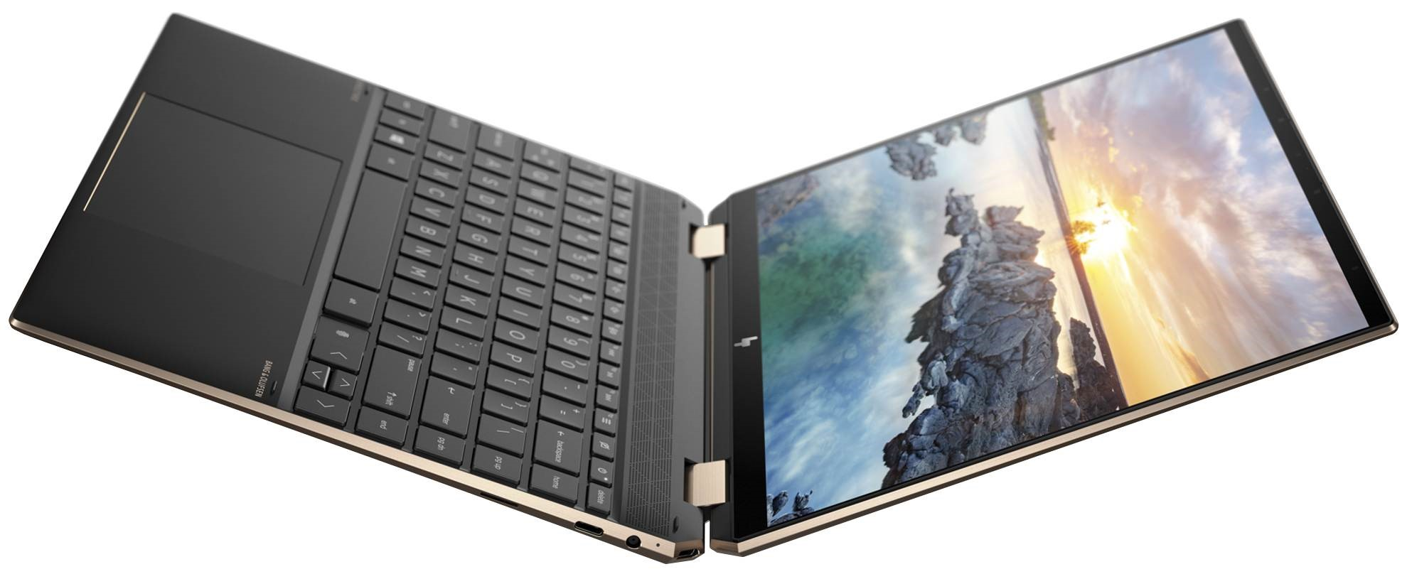 惠普Spectre x360 14豪华笔记本电脑展示了第11代Intel和AI功能