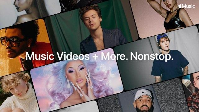 科技热点:Apple Music TV是24小时的音乐视频,节目和活动流