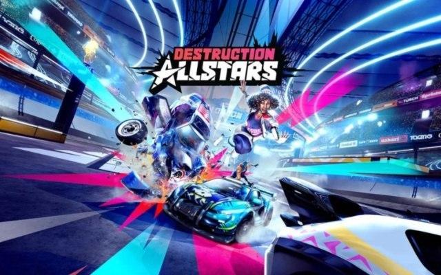 "PS5发行标题"" Destruction AllStars""推迟到二月"