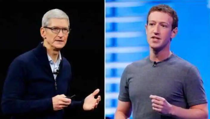 一些Facebook员工不支持针对苹果的攻击