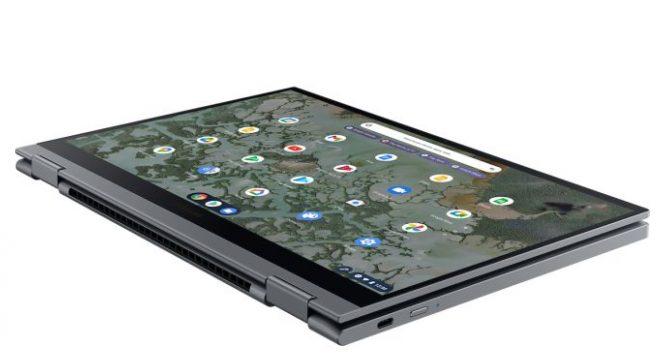 三星推出首款配备QLED屏幕的笔记本电脑