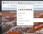 如何在Microsoft Edge中启用选项卡组