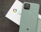 Google使用最新更新修复了Pixel 5上的音量问题