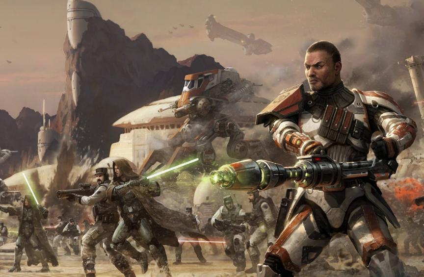 海岸奇才队与前BioWare开发人员一起使用科幻RPG游戏