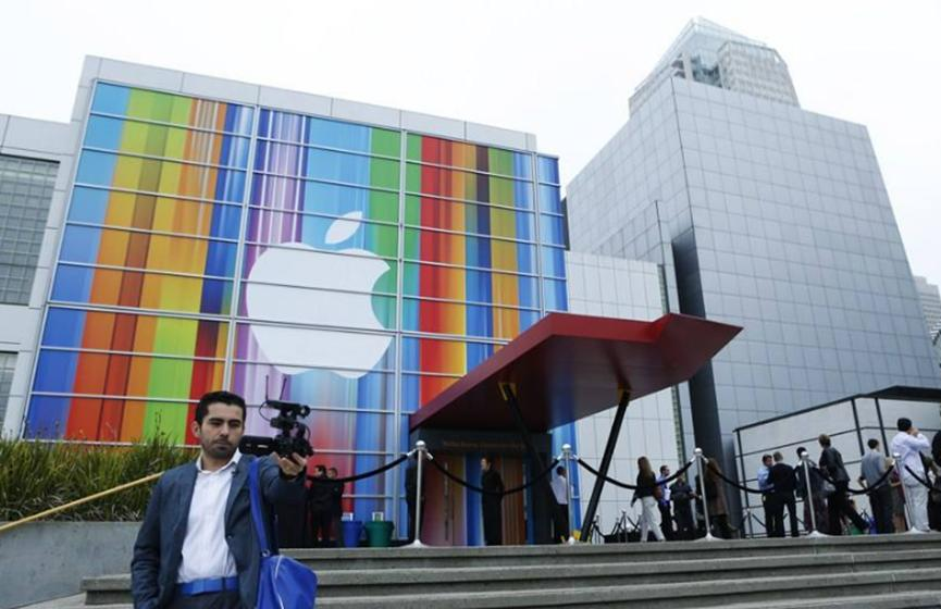 互联网资讯:苹果可能有办法解决折叠设备上令人讨厌的折痕
