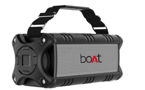 Boat在推出新的蓝牙扬声器和真正的无线耳塞