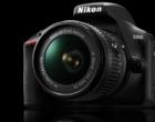 尼康D3500是专为智能手机毕业生设计的数码单反相机