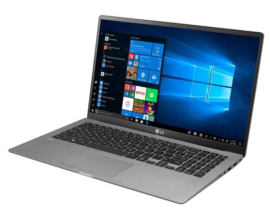 科技要闻:LG Gram 15笔记本电脑超轻便便携