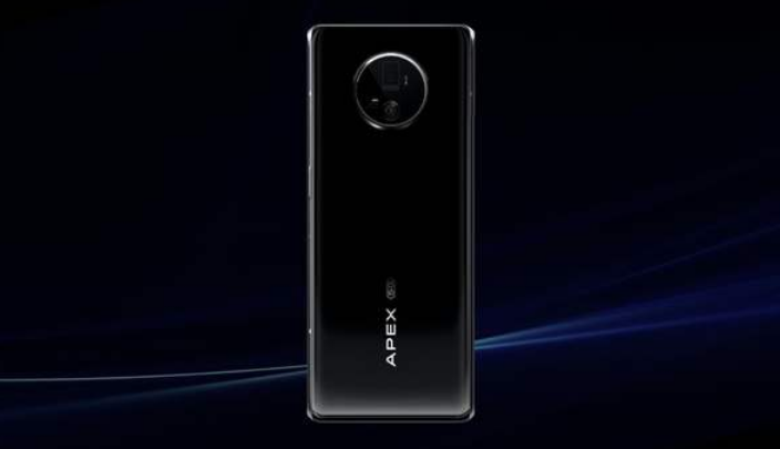 Vivo APEX 2020配备60W无线充电和瀑布显示