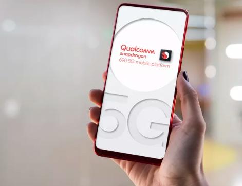 高通推出新的Snapdragon 690处理器以向廉价手机添加5G